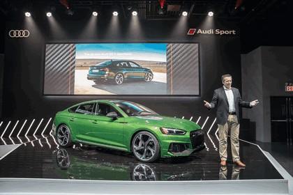 2018 Audi RS 5 Sportback 47