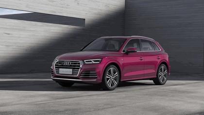 2018 Audi Q5L 4