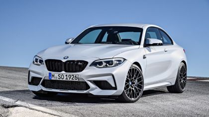 2018 BMW M2 ( F87 ) Competition 8