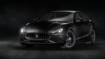 2018 Maserati Ghibli Nerissimo Edition 3