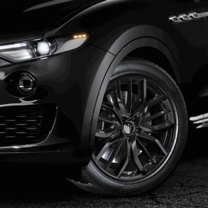 2018 Maserati Levante Nerissimo Edition 3