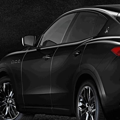 2018 Maserati Levante Nerissimo Edition 4
