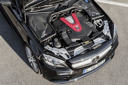 2018 Mercedes-AMG C 43 4Matic 28