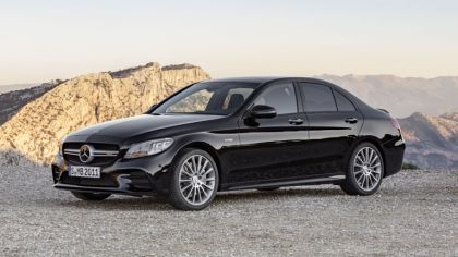 2018 Mercedes-AMG C 43 4Matic 2