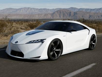 2007 Toyota FT-HS concept 3