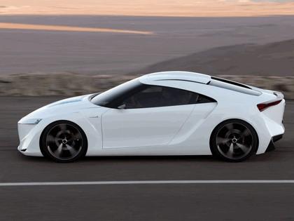 2007 Toyota FT-HS concept 5