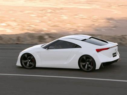 2007 Toyota FT-HS concept 6