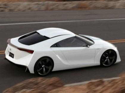 2007 Toyota FT-HS concept 7