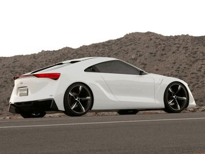 2007 Toyota FT-HS concept 12