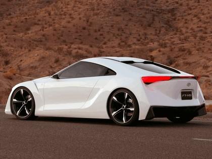 2007 Toyota FT-HS concept 20