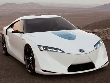 2007 Toyota FT-HS concept 24