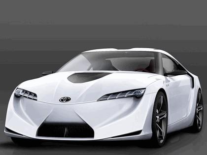 2007 Toyota FT-HS concept 32