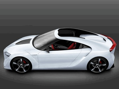 2007 Toyota FT-HS concept 36