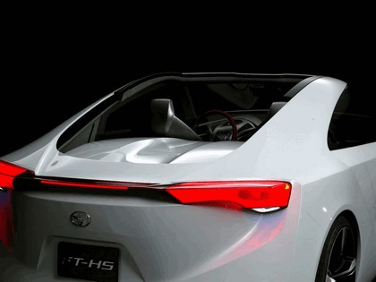 2007 Toyota FT-HS concept 41
