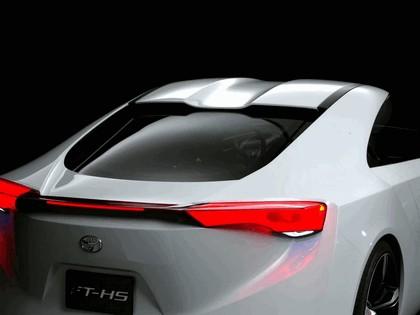 2007 Toyota FT-HS concept 42