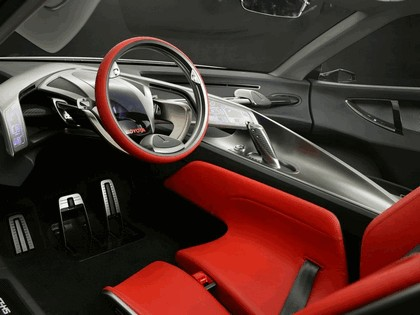 2007 Toyota FT-HS concept 53