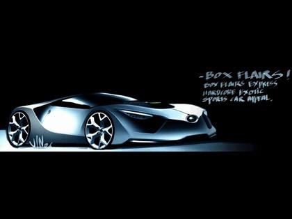 2007 Toyota FT-HS concept 72