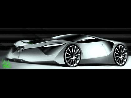 2007 Toyota FT-HS concept 73