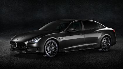 2018 Maserati Quattroporte Nerissimo Edition 8