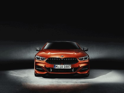2018 BMW 8er ( G15 ) coupé with optional carbon package 1