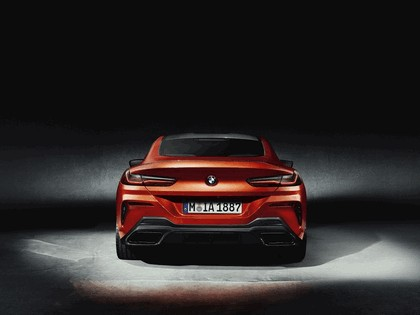 2018 BMW 8er ( G15 ) coupé with optional carbon package 3