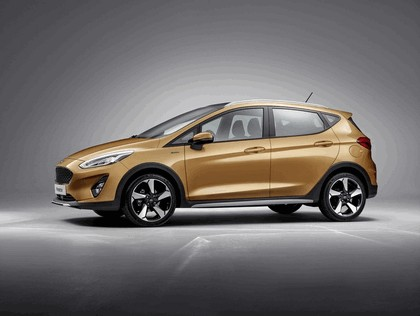 2018 Ford Fiesta Active 1
