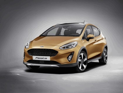 2018 Ford Fiesta Active 2