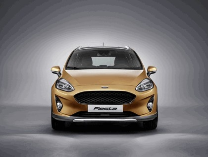 2018 Ford Fiesta Active 3