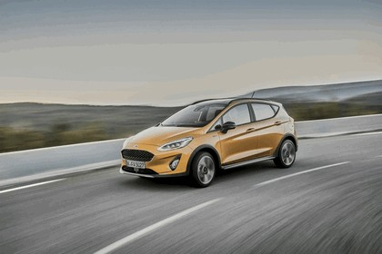 2018 Ford Fiesta Active 8
