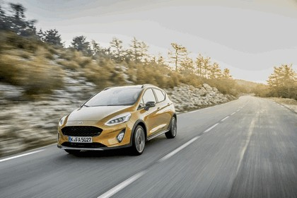 2018 Ford Fiesta Active 9