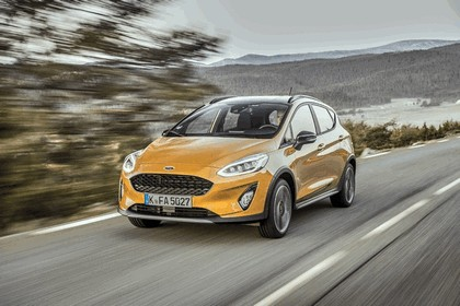2018 Ford Fiesta Active 10