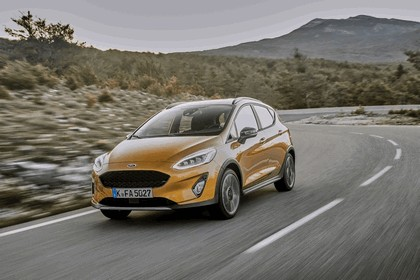 2018 Ford Fiesta Active 11