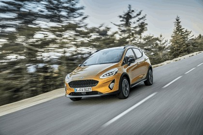 2018 Ford Fiesta Active 12