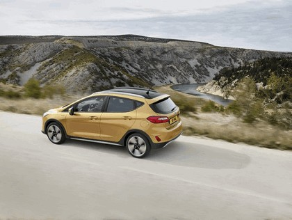 2018 Ford Fiesta Active 15