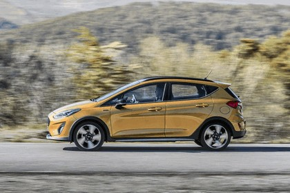 2018 Ford Fiesta Active 16