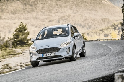 2018 Ford Fiesta Active 29