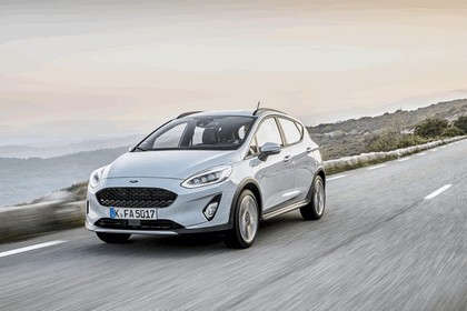 2018 Ford Fiesta Active 31