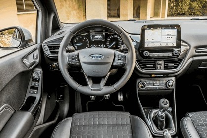 2018 Ford Fiesta Active 41