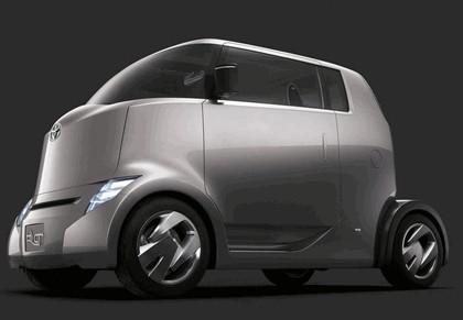 2007 Toyota Hi-CT concept 1