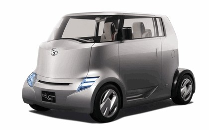 2007 Toyota Hi-CT concept 3