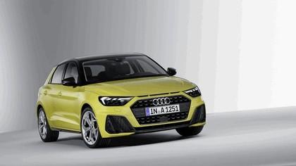 2018 Audi A1 Sportback 1