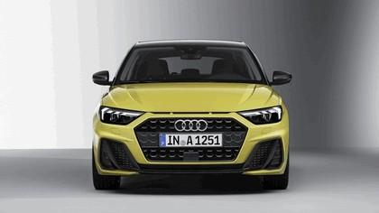 2018 Audi A1 Sportback 4