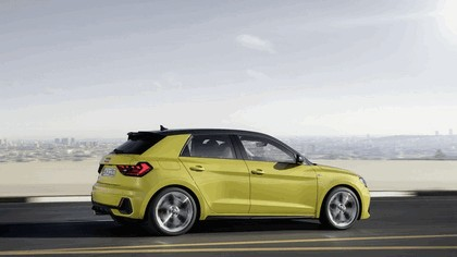 2018 Audi A1 Sportback 5