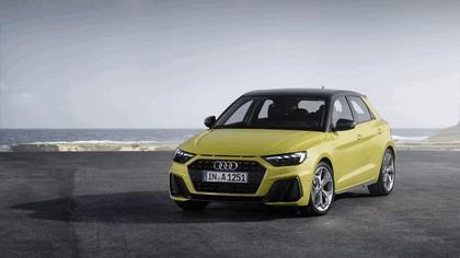 2018 Audi A1 Sportback 8