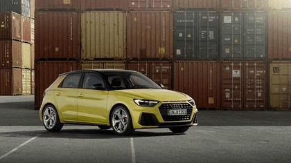 2018 Audi A1 Sportback 10