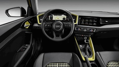 2018 Audi A1 Sportback 13