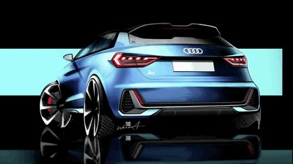 2018 Audi A1 Sportback 38