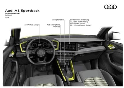 2018 Audi A1 Sportback 50