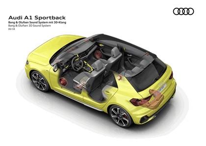 2018 Audi A1 Sportback 53