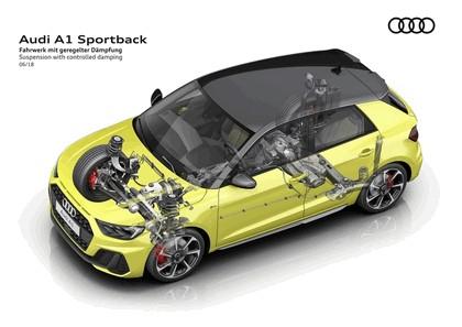 2018 Audi A1 Sportback 54